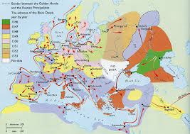 the black death the greatest catastrophe ever history today
