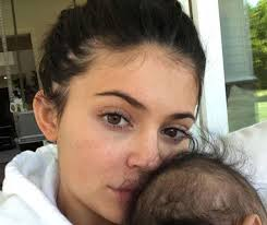 kylie jenner is spending some serious mother daughter time with 11 week old daughter stormi