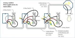 wiring diagram for 4 way switch kanvamath org 4-Way Switch Wiring Diagram Variations at 4 Way Electrical Wiring Diagrams