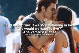 Tvd caps klaus caroline love quotes. Pin By Ashley Winroth On Tvd Vampire Diaries Quotes Vampire Diaries Diary