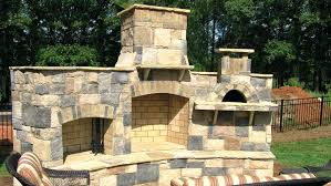 build outdoor pizza oven decoration outdoor fireplace pizza oven combination with outdoor fireplace and pizza oven