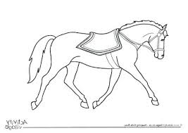 Horse Drawing Coloring Pages Horse Drawing Pages At Free For