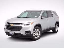 Used 2020 Chevrolet Traverse For Sale In Ventura Ca With Photos Autotrader