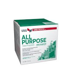 exterior joint compound. all-purpose pre-mixed joint compound exterior