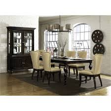 black dining room sets. Dark Oak Traditional 5 Piece Dining Set - Tessy | RC Willey Furniture Store Black Room Sets