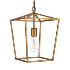 antique brass lantern pendant lighting