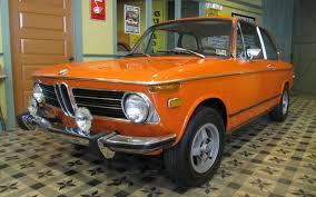 All BMW Models bmw 2002 t : Inka Orange Survivor: 1973 BMW 2002 Tii