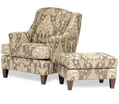 accent arm chair with ottoman. chairs cool accent with arms grey patterned ottoman arm chair h
