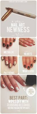 Best 25+ Nail art hacks ideas on Pinterest | DIY nails art design ...