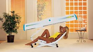 Sunquest Wolff Canopy 1000 Tanning Bed