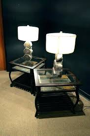 end table with lamp home awful lamps pictures ideas high fisherman pottery barn