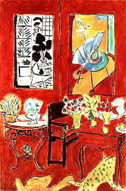 about henri matisse matisse and picasso large red interior henri matisse 1948<br>© succession h matisse
