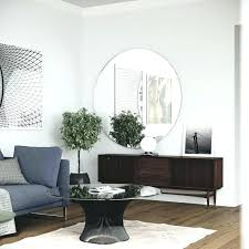 48 round mirror. Interior, Superb Large Round Mirrors Big Wall Front View Of Peaceful Mirror Liveable 7: 48 G
