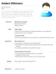 Simple Sample Resume Resume Sample Simple Resume Simple Sample Bio Data