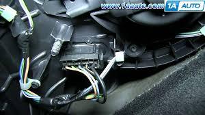 how to install fix ac heater fan speed resistor 2001 06 chrysler how to install fix ac heater fan speed resistor 2001 06 chrysler sebring