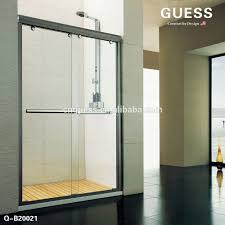 Glass Shower Door Design, Glass Shower Door Design Suppliers and  Manufacturers at Alibaba.com