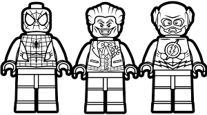 Lego Coloring Sheets With Minifigure Bags Also Free Ninjago Pages