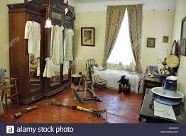 Period Bedroom Furniture Interior Of A Childrens Bedroom Of Period Mining House Gold Reef