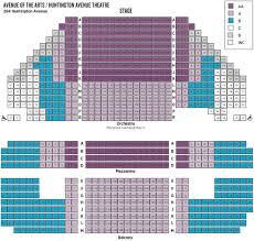 Theater Seat Numbers Online Charts Collection