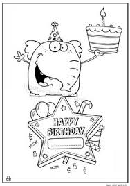Small Picture Pin by Magic Color Book on Birthday Coloring pages Pinterest