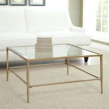 glass coffee table birch lane square coffee table reviews in glass idea 1 gold and glass glass coffee table