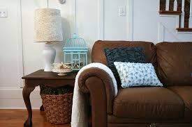 change a room s look with throw pillows
