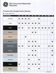 Quad Caulk Color Chart Sealant Depot 7821laureate Info