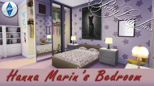 Marks And Spencer Hastings Bedroom Furniture The Sims 4 Room Build Pretty Little Liars Hannas Room Youtube