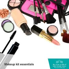 abu dhabi mall on twitter the makeup kit essentials you should take wherever you go get