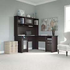 l shaped home office desk. 71 Most Supreme Cabot Desk L Shaped Home Office With Hutch Small For Bedroom Bush Furniture Corner Design