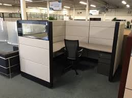 cubicle office space. Etho Glass 7x7 Cubicle Office Space T