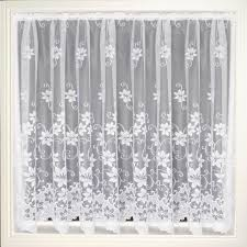 Net Curtains For Living Room White Net Curtains
