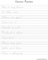 English Handwriting Practice Writing Exercises For Beginner Writing Exercises For