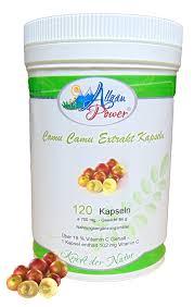 Camu Camu Extrakt Kapseln 120 Stück A 700 Mg 182 Vitamin C Gehalt