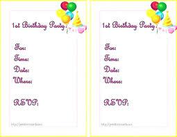 create free invitations online to print print birthday invitations online design and print birthday inv free