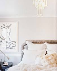 light gray paint colorsLight Gray Paint Colors  Contemporary  bedroom  Farrow  Ball