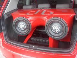 db drive killer car audio instillation db drive puerto rico custom box dbdrive logo and matching