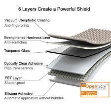 OpenTech® <b>Matte Tempered Glass</b> Screen Pr- Buy Online in ...