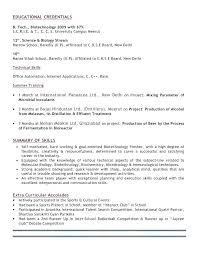 Biotech Resume Examples Biotechnology Resume Samples Old Fashioned Biotech Resume Sample