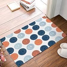 colorful welcome mat. Delighful Colorful Libaoge Colorful Polka Dot Print Doormat Welcome Mat Entrance  IndoorOutdoor Door Mats Floor For
