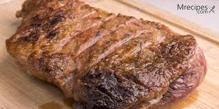 Dry Rubbed And Smoked Tri Tip Roast Recipe