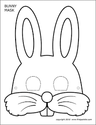 Our printable masks include thirteen animals—bears, bunnies, cats, dogs, elephants, foxes, goats, lions, monkeys, mice, owls, pandas, and tigers. Printable Masks Glasses Free Printable Templates Coloring Pages Firstpalette Com