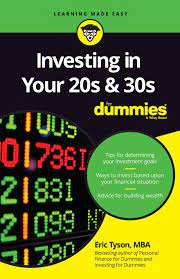 Investing in Your 20s & 30s for Dummies: Amazon.de: Tyson, Eric:  Fremdsprachige Bücher