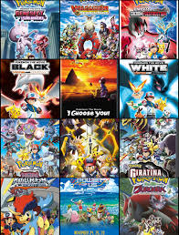 Pokemon Movies Collection | Pokemon all Movies in One Place ~ Reloaded  Stuff!
