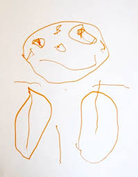 kids drawing how to encourage creativity skills and confidence child drawing of person