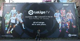 Watch Live La Liga In the UK: TV Channel, Live Stream, Online