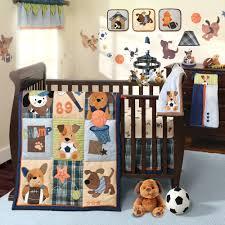 circus nursery bedding lambs bow wow buds 9 piece crib set baby