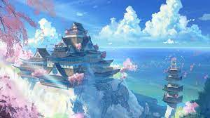 Anime Scenery Wallpapers (66+ best ...