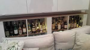 Secret Liquor Cabinet Concealed Whisky Cabinet Youtube