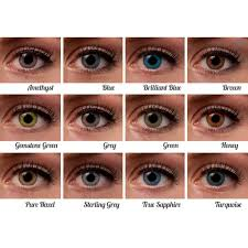 Bausch And Lomb Contact Lenses Color Chart Freshlook Colorblends Neutral 2 Contact Lenses